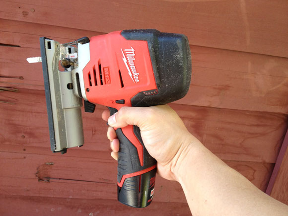 Milwaukee Cordless Jigsaw is a Must Have DIY Tool