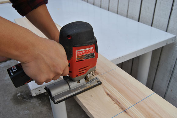 milwaukee jigsaw cut Milwaukee Cordless Jigsaw is a Must Have DIY Tool