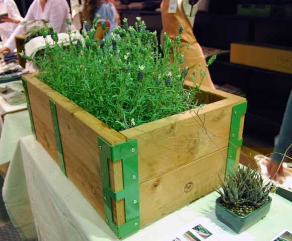 modern garden box Dwell on Design 2011 Gets Bigger and Better