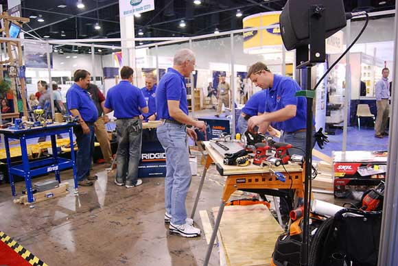 National Hardware Show 2011