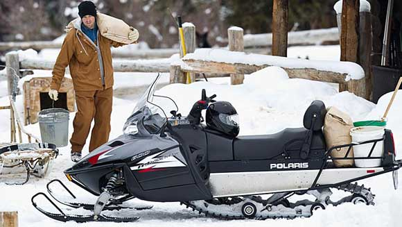 polaris work snowmobile Polaris Utility Snowmobiles: Work Sleds That Are Fun