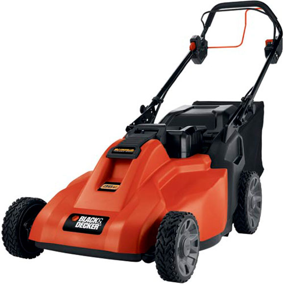 rechargeable mower black decker Spring Giveaway: Black & Decker Rechargeable Mower