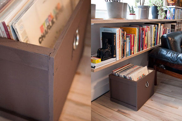 record crate build How To Build Your Own Record Crates