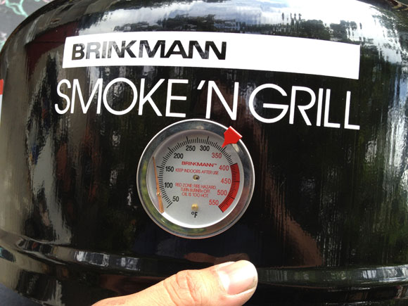 smoker temperature How To Modify Your Brinkmann Smoker for Peak Performance