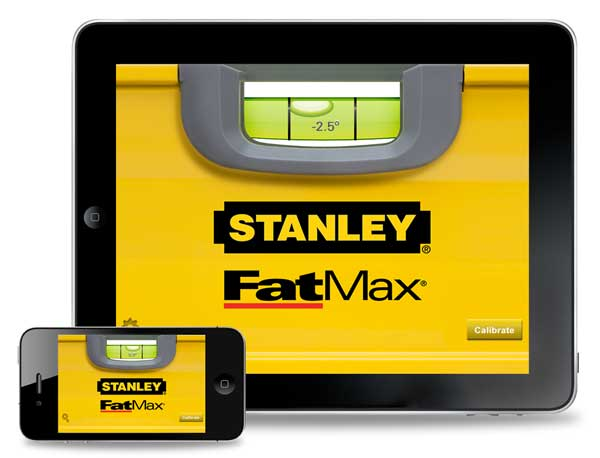 stanley level app Get Level with your iPad or iPhone