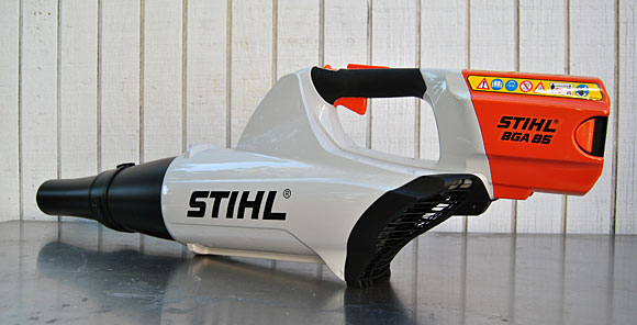 stihl bga 85 electric blower STIHL BGA 85 Electric Blower is Storming the Industry