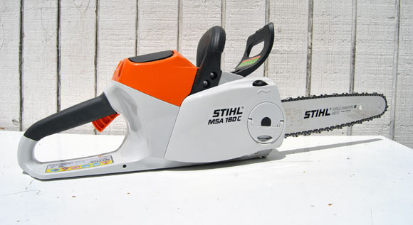STIHL Cordless Chainsaw Review
