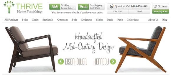 Insider Tips for Shopping for Furniture Online