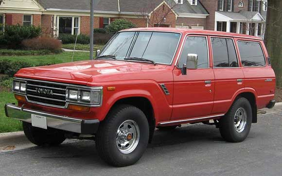 toyota landcruiser Classic 4x4 Trucks That We Love