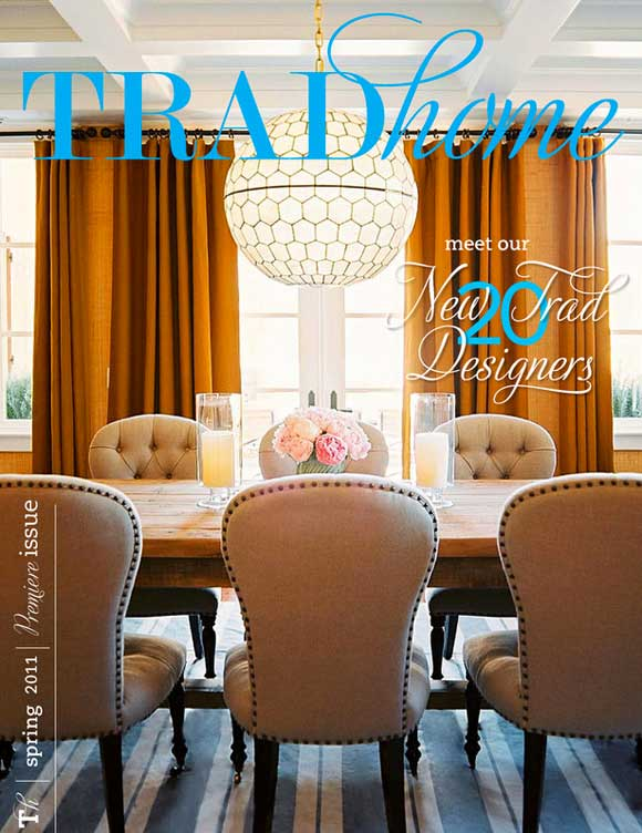 Trad Home from Meredith and Lonny: A New Digital Magazine