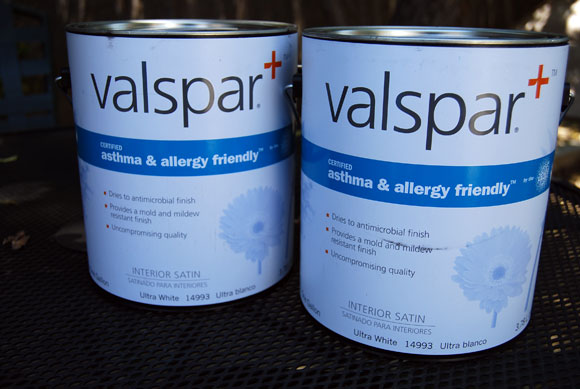 valspar allergy friendly paint The Best Laundry Room Upgrades