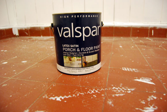 valspar floor porch paint The Best Laundry Room Upgrades