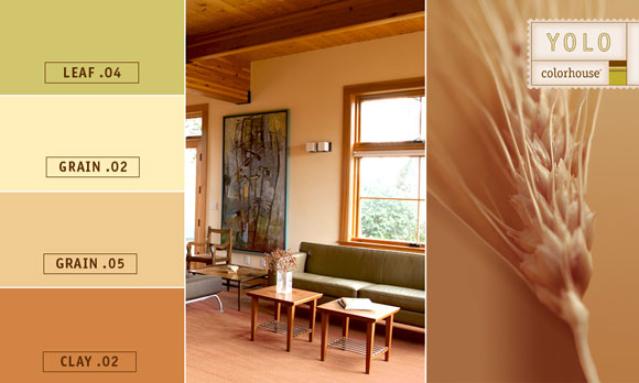 how to choose a color palette for your room