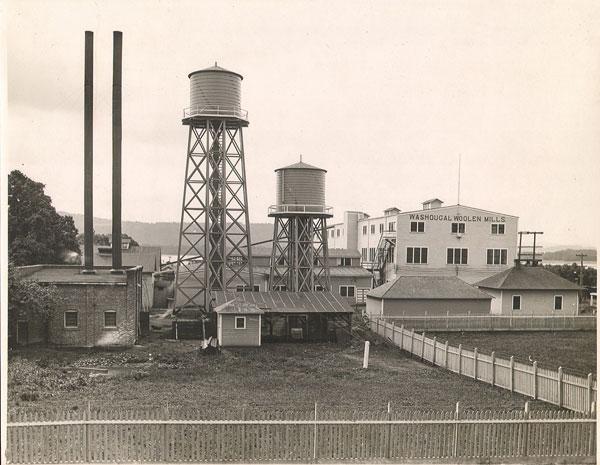 washougal mills pendleton vintage Pendleton Woolen Mills Factory Tour