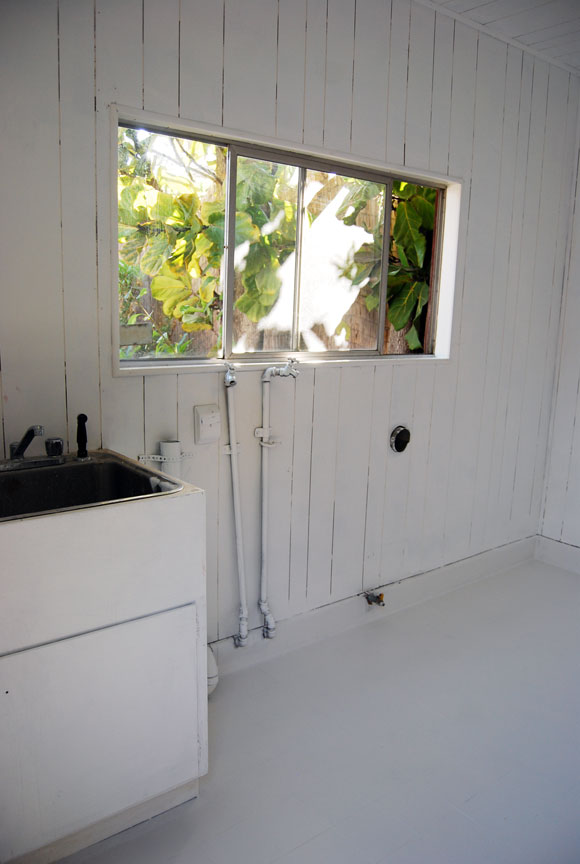 white room window The Best Laundry Room Upgrades