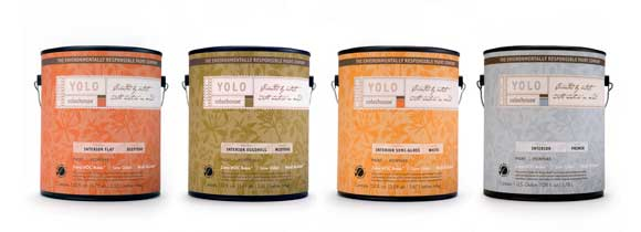yolo colorhouse paint Is Your House Paint Killing You? How to Choose a Safer Zero VOC Paint