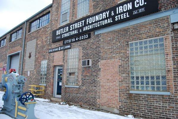 Butler Street Foundry - Chicago Metalshop