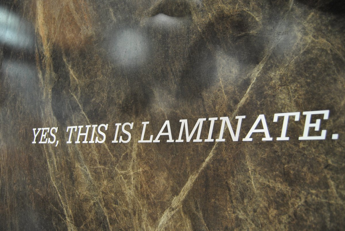 This is Laminate