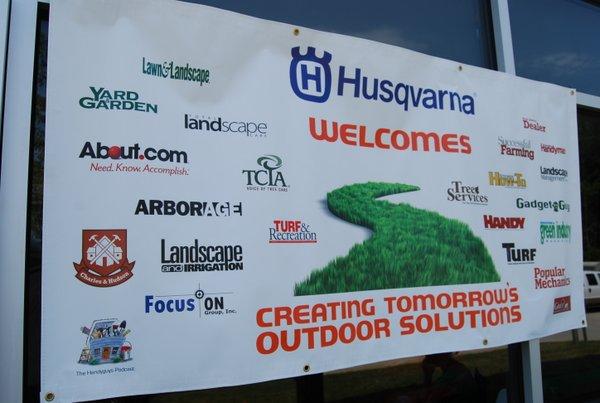 Husqvarna Media Event