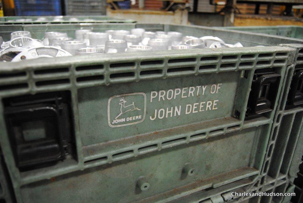 John Deere Horicon Works Factory