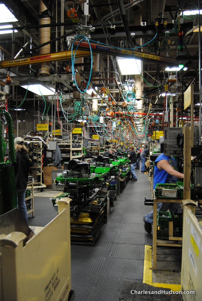 John Deere Horicon Works Factory