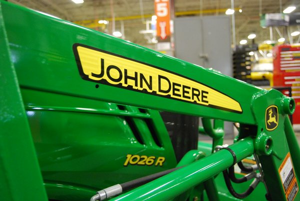 John Deere Factory Tour