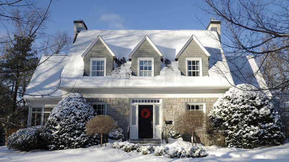 winterizing home