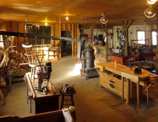 winning workshop woodshop