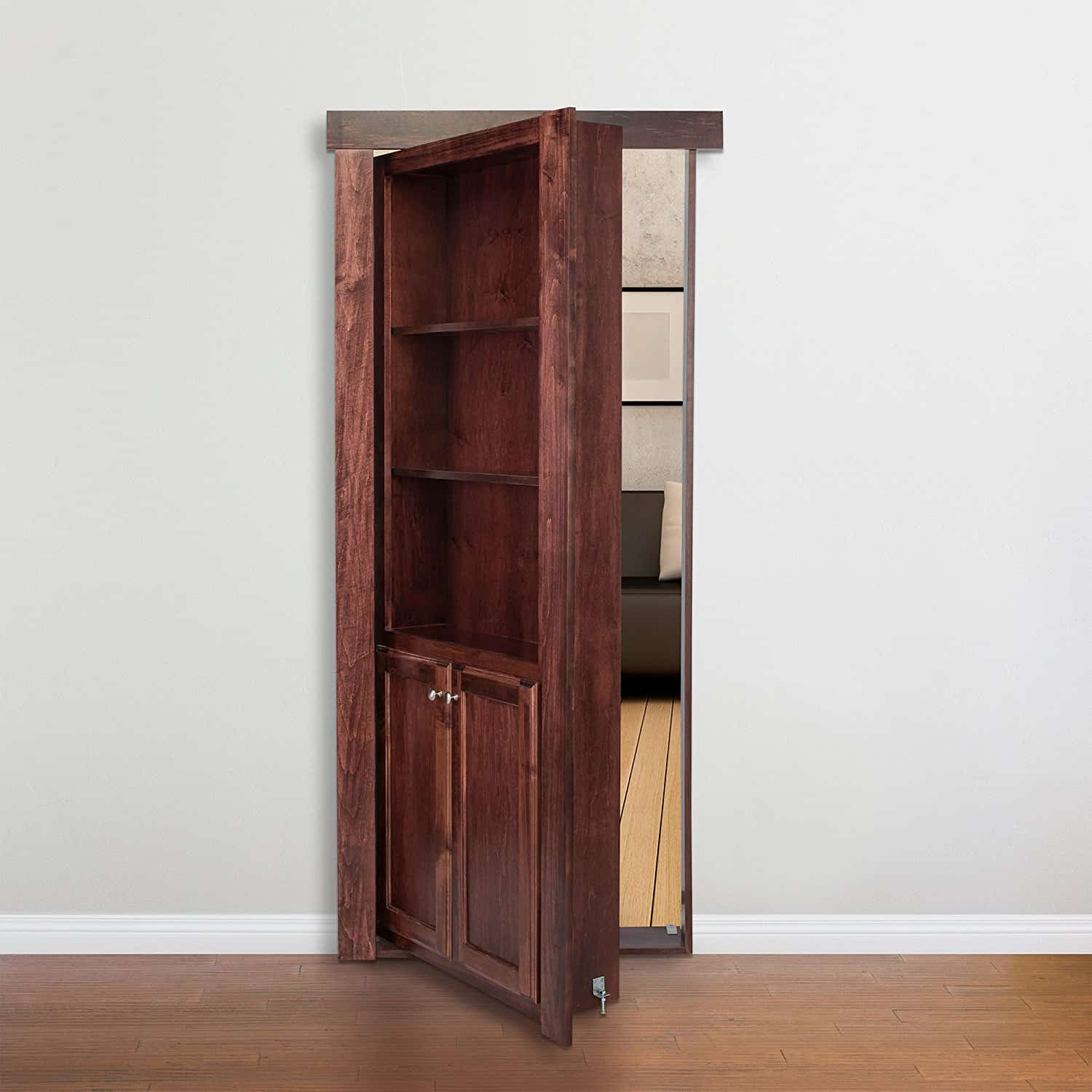 Create Storage & Intrigue With A Secret Door