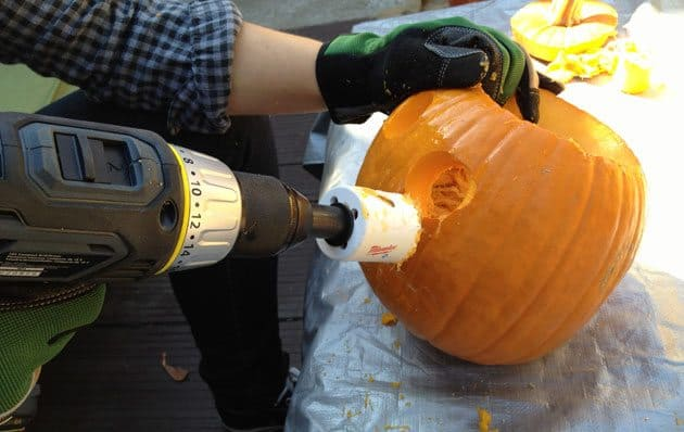 power-tools-pumpkins-drill