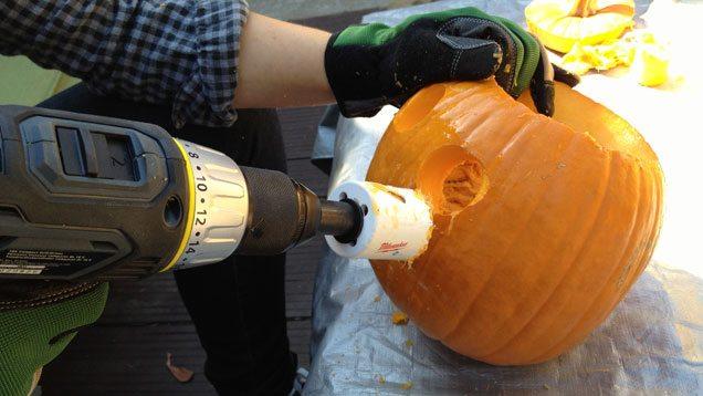 power tools pumpkins featured