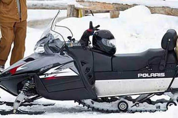 Polaris Utility Snowmobiles: Work Sleds That Are Fun