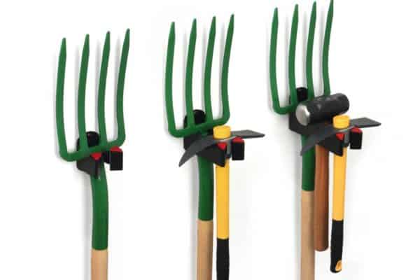 Store Your Garden Tools Safely