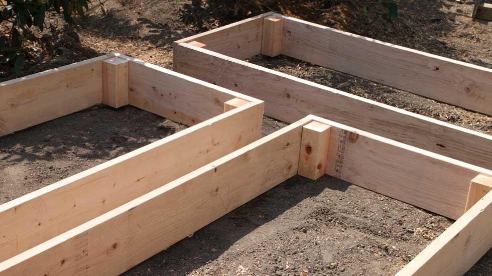 Raised Garden Beds Make Great Winter Compost Piles