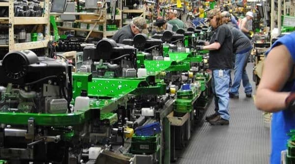 John Deere Horicon Works Factory Tour