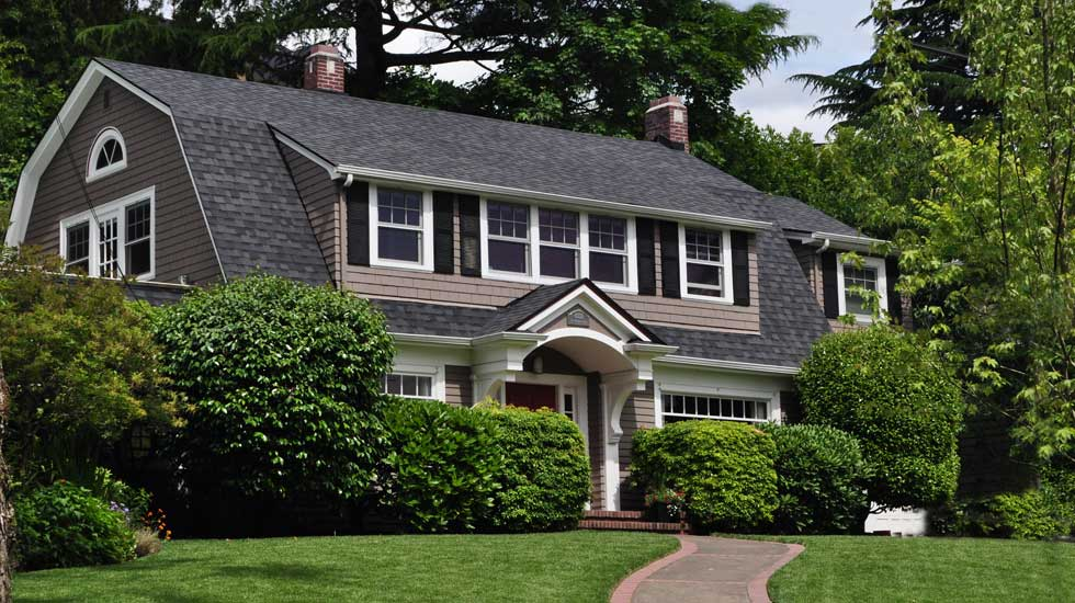 Photo gallery of roof types for Gambrel gable