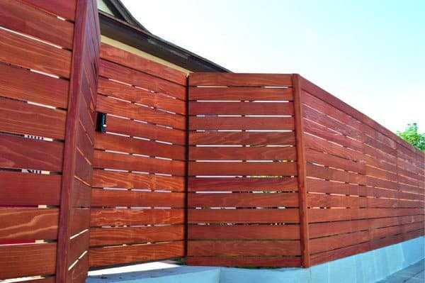 Redwood Vs Cedar >> Choosing The Right Wood For Your Fence Or Deck