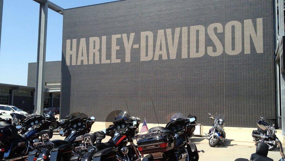 harley davidson featured