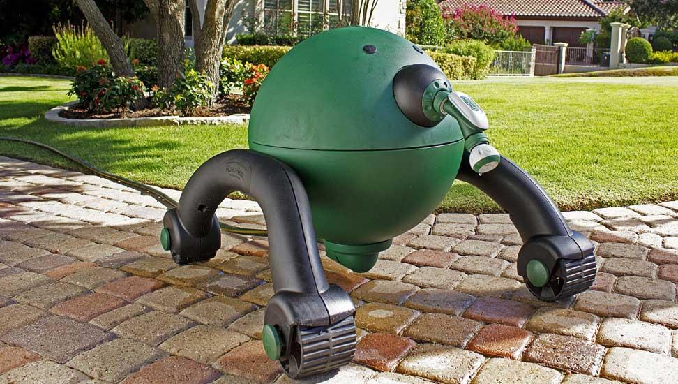 roboreel robot hose