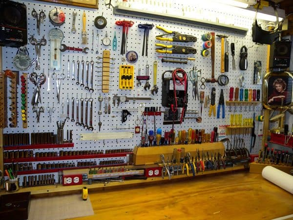 How to transform your garage into the ultimate home workshop from the weekend diy warrior to the skilled craftsman their set of tools is a very personal choice some people will only buy dewalt others milwaukee solutioingenieria Choice Image