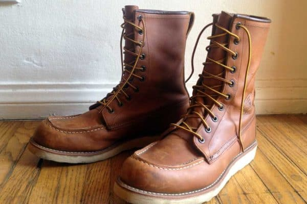 Red Wing 877 Boots for the City and the Workshop