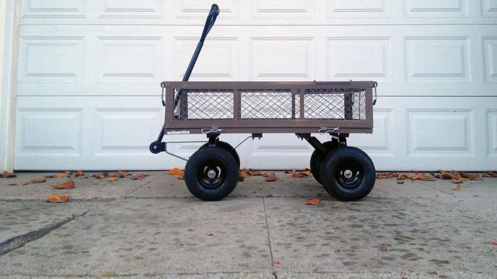 Garden Amp Farm Utility Cart Giveaway From Ace Hardware