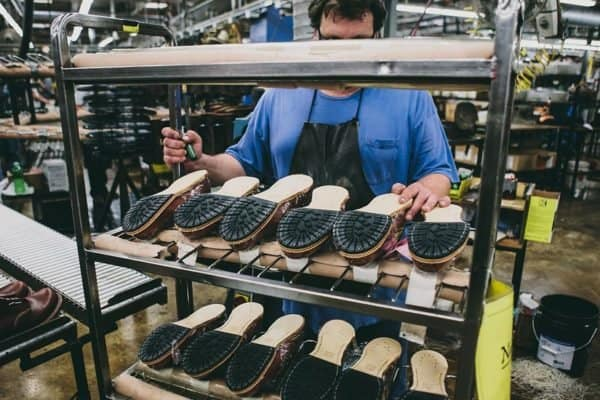 Red Wing Factory Tour