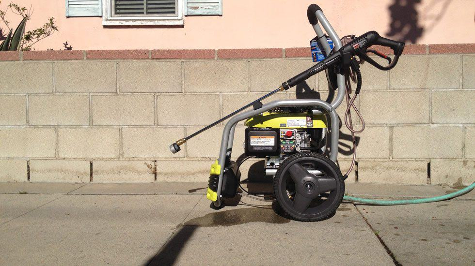 ryobi pressure washer featured