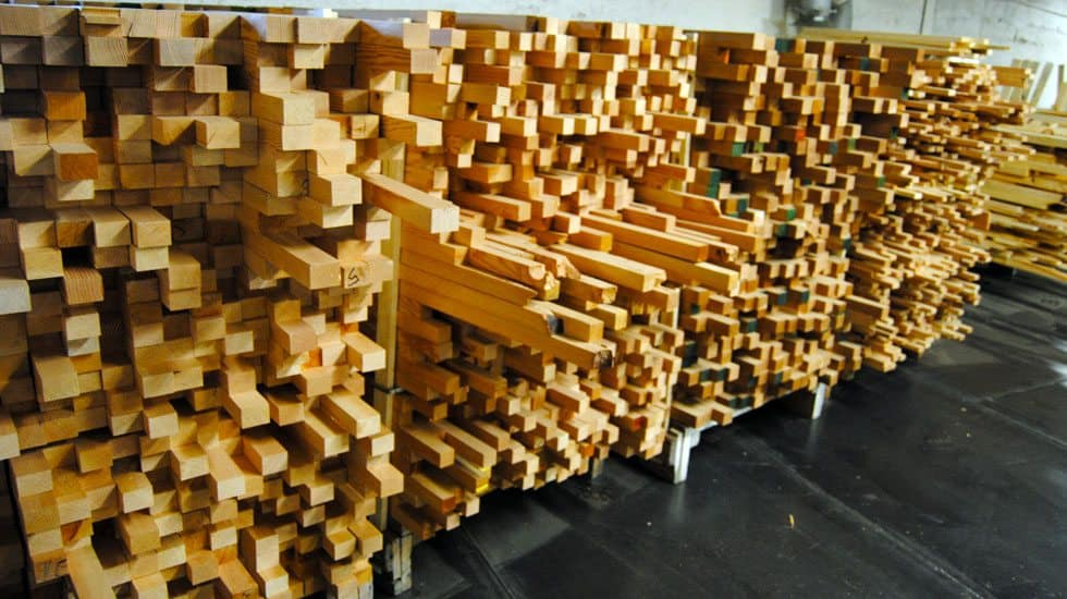 A guide to hardwoods and softwoods