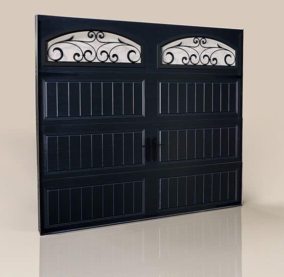 clopay-black-garage-door