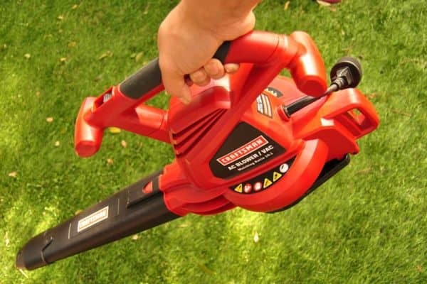 Craftsman Electric Blower/Vac Review