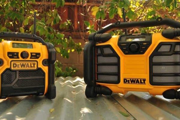 DeWALT Worksite Cordless Radios