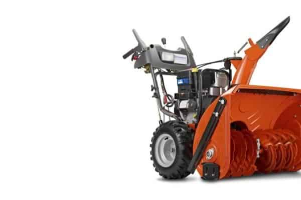 Husqvarna 1650EXL Snow Thrower Review
