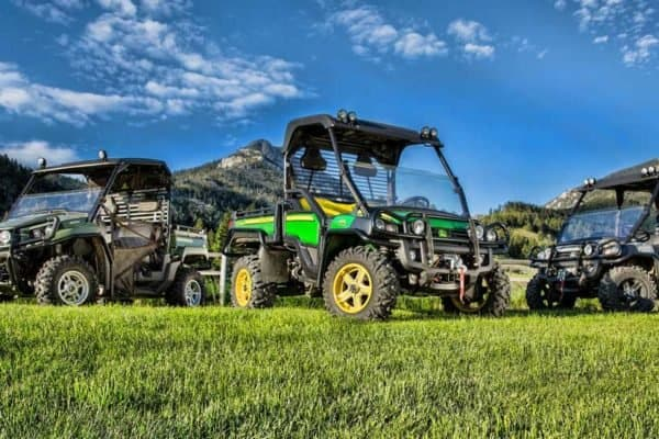 John Deere Gators Get an Upgrade